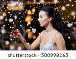people  party  nightlife  drink ... | Shutterstock . vector #500998165