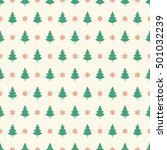 Vintage Christmas Tree Pattern...