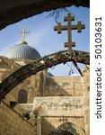 Holy Sepulchre   Upper Entrance