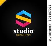 letter s logo icon design... | Shutterstock .eps vector #501107011