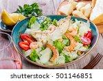 Shrimp Salad With Parmesan...