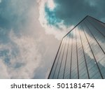 skyscraper building and sky view   Shutterstock . vector #501181474