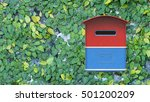 the 3d rendering mailbox with...