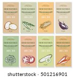 Vegetable Seeds Packets...