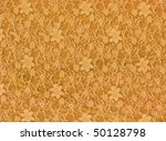 Yellow Lace Fabric Textile...