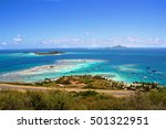 view from the top of union... | Shutterstock . vector #501322951