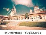 alba iulia  romania   july ...   Shutterstock . vector #501323911