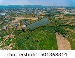 farming industrial estate...   Shutterstock . vector #501368314