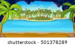 game background 2d game... | Shutterstock . vector #501378289