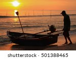songkhla  thailand   october 19 ... | Shutterstock . vector #501388465