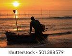 songkhla  thailand   october 19 ...   Shutterstock . vector #501388579