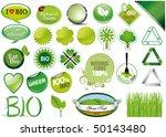 collection of twenty seven...   Shutterstock .eps vector #50143480