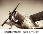 take off | Shutterstock . vector #501474049