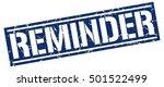 reminder. grunge vintage...   Shutterstock .eps vector #501522499