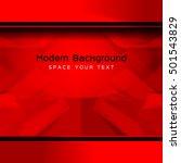 business template background ... | Shutterstock .eps vector #501543829
