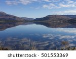 view of loch carron from the...   Shutterstock . vector #501553369