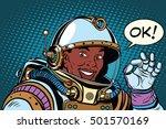 African American Astronaut Ok...