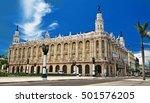 havana  cuba   may 27  2016.... | Shutterstock . vector #501576205
