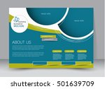 flyer  brochure  billboard... | Shutterstock .eps vector #501639709
