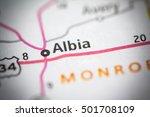 Small photo of Albia. Iowa. USA.