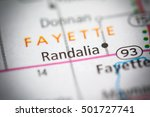 Small photo of Randalia. Iowa. USA.