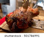 Tasty Freshly Smoked Chicken...