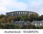 Mccaigs Tower  Oban   Scotland