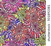 seamless background.... | Shutterstock . vector #501892381
