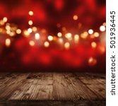 Luminous Red Christmas...