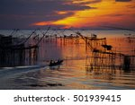Fishermen Living In Asia And...