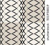 mosaic pattern seamless... | Shutterstock .eps vector #501958819
