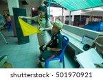 bangkok  thailand   oct 14 ... | Shutterstock . vector #501970921