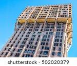 milan  italy   march 28  2015 ... | Shutterstock . vector #502020379