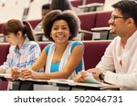 education  high school ... | Shutterstock . vector #502046731