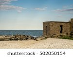 old building on the sea | Shutterstock . vector #502050154