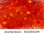 abstract winter background... | Shutterstock . vector #502054249