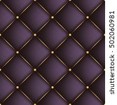 quilted seamless pattern.... | Shutterstock . vector #502060981