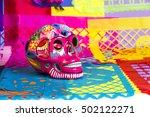 day of the dead celebration | Shutterstock . vector #502122271