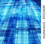 modern abstract technology...   Shutterstock . vector #50212630