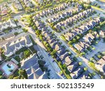 aerial typical multi level... | Shutterstock . vector #502135249