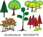 creative trees collection....