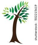 tree | Shutterstock .eps vector #502215619
