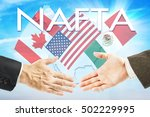 Concept Of Nafta. United State...