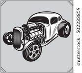 vector illustration of a... | Shutterstock .eps vector #502233859
