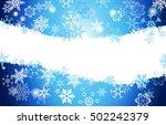 white   light blue   dark blue... | Shutterstock .eps vector #502242379