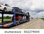 rostov   don. russia. m4 don.... | Shutterstock . vector #502279045