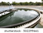 the solid contact clarifier...
