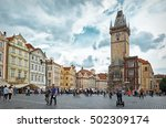 Czech Republic. Prague. The Ol...