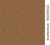retro textured wood grain... | Shutterstock .eps vector #502355221