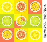fruit | Shutterstock .eps vector #502370725